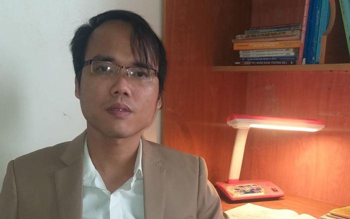 Tác giả Kiều Trường Lâm lên tiếng về ý kiến của Bộ GD&ĐT
