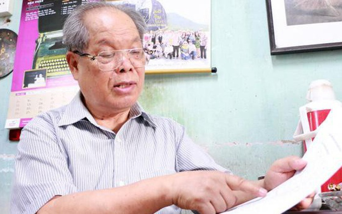 PGS.TS Bùi Hiền nói về 'Chữ Việt Nam song song 4.0': ...