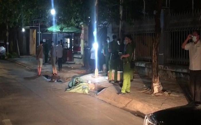 Truy tìm người đi xe máy chở bao tải chứa thi thể người ở Sài Gòn