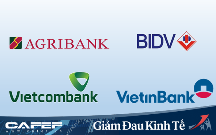 "4 ""ông lớn"" Vietcombank, BIDV, VietinBank, Agribank cam kết giảm ..."
