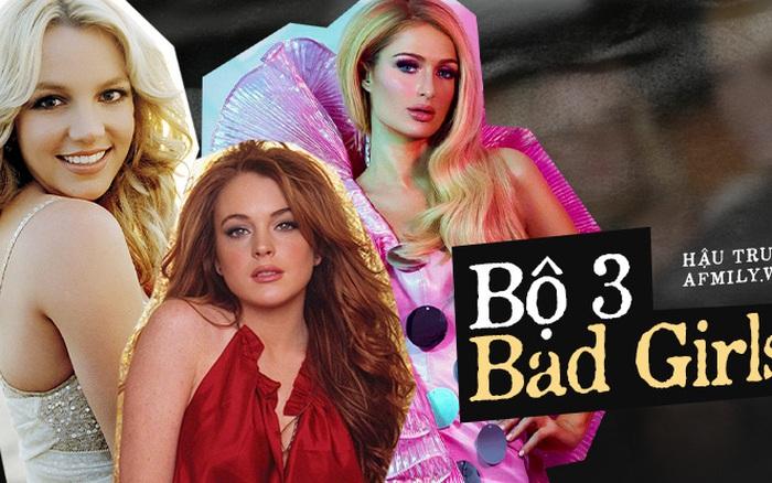 """Paris Hilton, Lindsay Lohan và Britney Spears: Đế chế """"nữ hoàng thị phi"""" quyền lực nhất ..."""