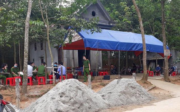 Thanh Hóa: Mẹ tử vong dưới giếng, con gái 6 tuổi bất động trên giường