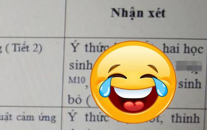 Học sinh học online vẫn bị thầy giáo ghi sổ đầu bài theo cách cực lầy lội