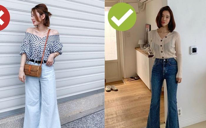 3 bộ đôi quần jeans   giày dép các BTV thời trang không bao ...