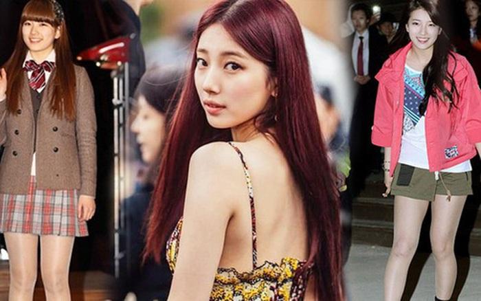 Học Suzy giảm cân để đạt đỉnh cao nhan sắc