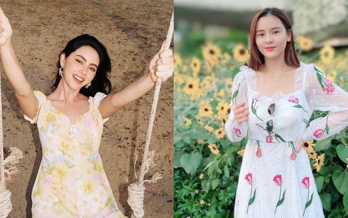 Ngắm các mỹ nhân Thái là ra ngay được 3 kiểu váy xinh nhức ...