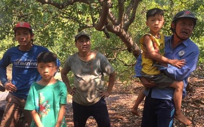 Truy tìm người đàn ông nghi liên quan đến vụ 2 bé trai sinh ...