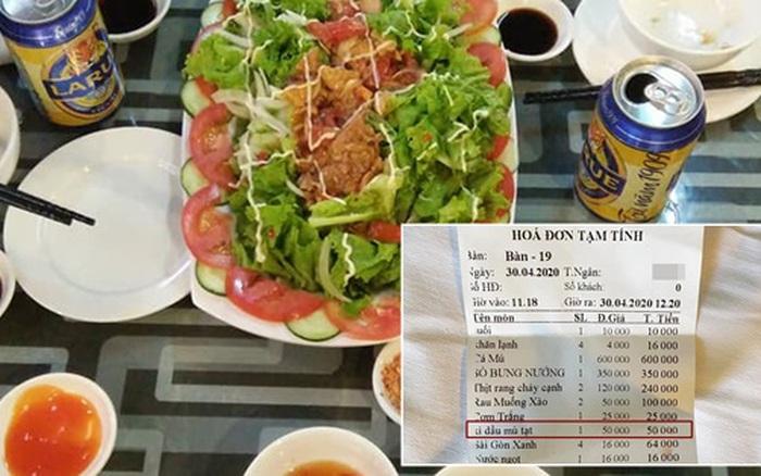 Nhà hàng hải sản ở Đà Nẵng lên tiếng sau khi bị thực khách ...