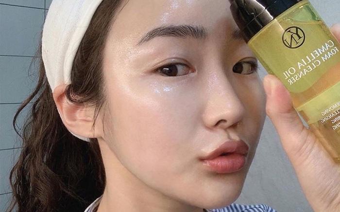 4 mẹo rửa mặt cho da sạch bong tinh khiết đến từng milimet