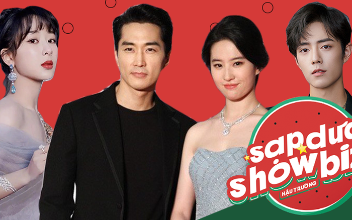 Song Seung Hun lợi dụng Lưu Diệc Phi để đánh bóng tên tuổi tại thị trường ...