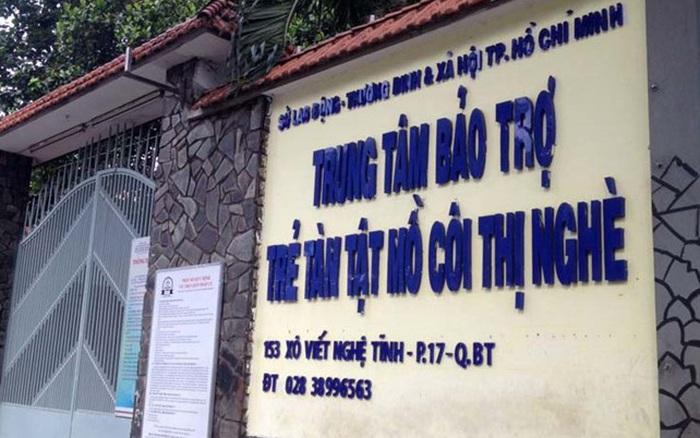 Trung tâm Thị Nghè chia chác 760 triệu đồng tiền từ thiện cho cán bộ