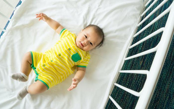 Nếu em bé 6 tháng tuổi vẫn chưa ngủ xuyên đêm, đây là cách để luyện bé tự ngủ - xổ số ngày 13102019