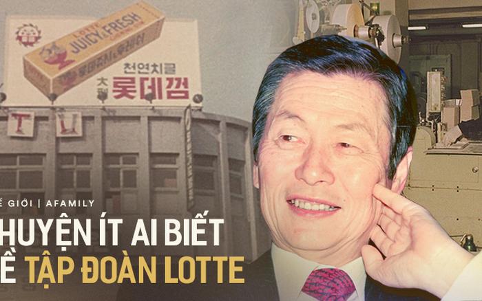 """Câu chuyện về """"bố đẻ"""" của Lotte: Từ chàng trai yêu văn học đến người sản xuất ..."""