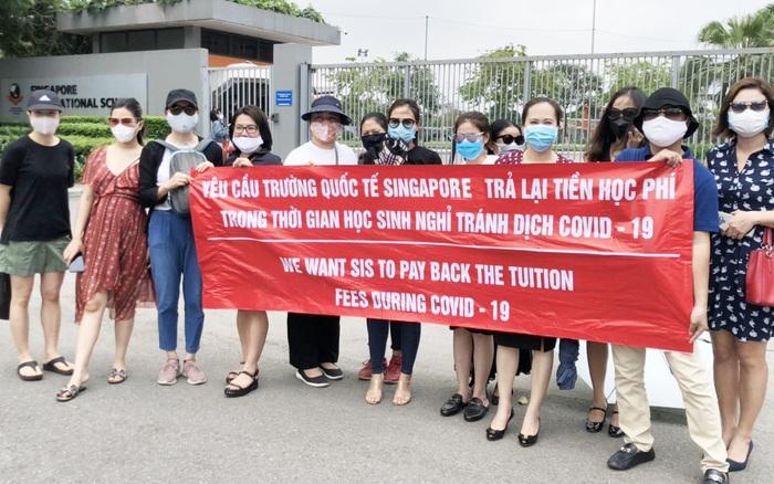 Một trường Quốc tế ở Hà Nội gây bức xúc khi thu 80% học phí ...