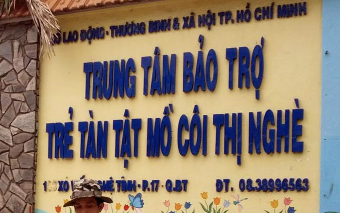 760 triệu đồng bị cán bộ Trung tâm Bảo trợ trẻ em tàn tật mồ côi Thị ...