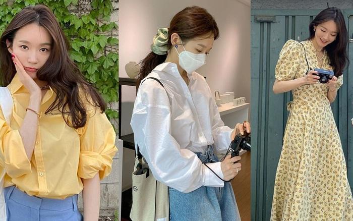 Kang Min Kyung của nhóm Davichi chính là tấm gương mặc đẹp đáng lưu ...