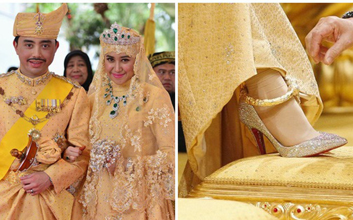 Nàng dâu hoàng gia từng gây choáng trong hôn lễ xa ...