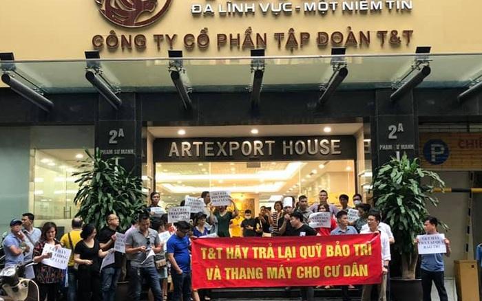 Hà Nội: Cư dân bức xúc đề nghị chủ đầu tư bàn giao quỹ bảo ...