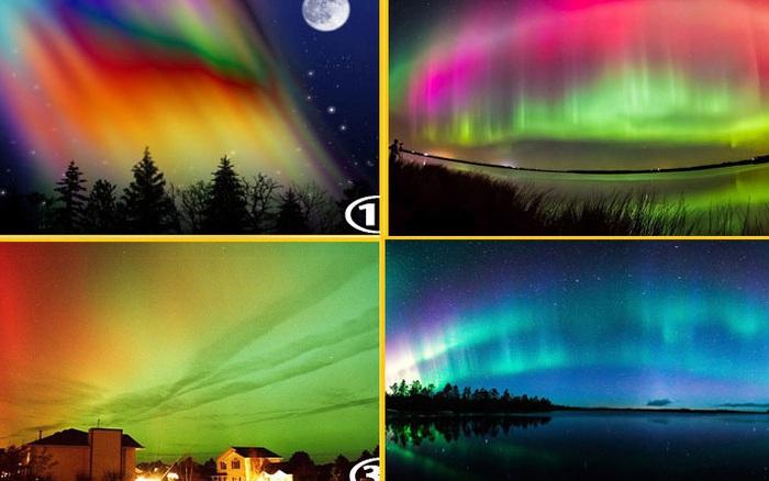 Chọn một bức ảnh cực quang bạn yêu thích nhất và khám phá ...