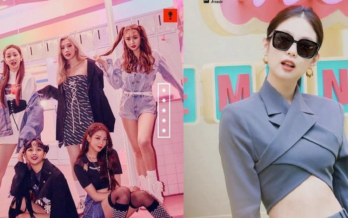 Rò rỉ bằng chứng nhóm nữ Kpop mới từng hỗn xược với Jennie (BLACKPINK) trong ...