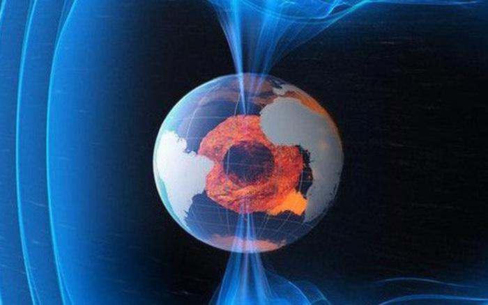 Những thay đổi lớn đang diễn ra bên trong lòng Trái Đất khiến cực từ ...