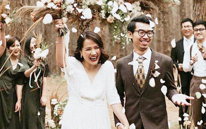 Đám cưới như phim ở Đà Lạt của cặp đôi Sài Gòn: Dâu ...