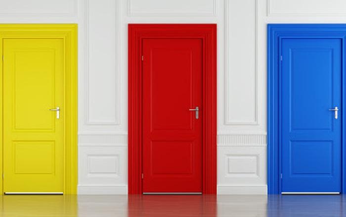 Đâu là cánh cửa bạn muốn bước vào nhất? Câu trả lời sẽ tiết ...