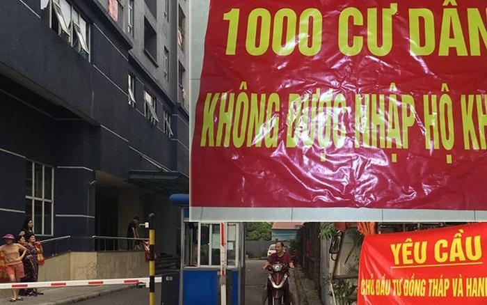 Hà Nội: Hàng nghìn cư dân không nhập được hộ khẩu ...