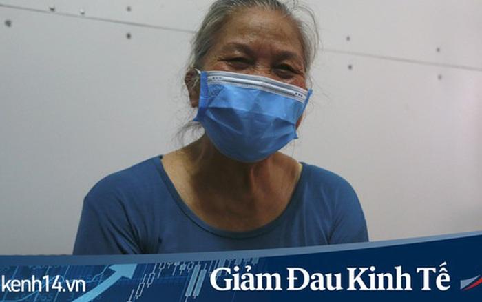 Cụ bà neo đơn, tàn tật ở Hà Nội từ chối nhận tiền hỗ trợ an sinh để nhường ...