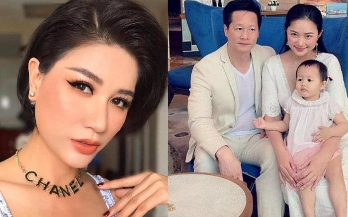 Hết Trang Trần bênh vực, lại đến đại gia Đức An an ủi khi Phan Như Thảo bị mắng vì kể ...