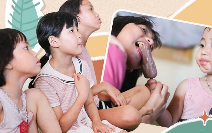 1⁄6 của gia đình 13 năm sinh 8 đứa con ở Hà Nội: Chưa lớn đã ...