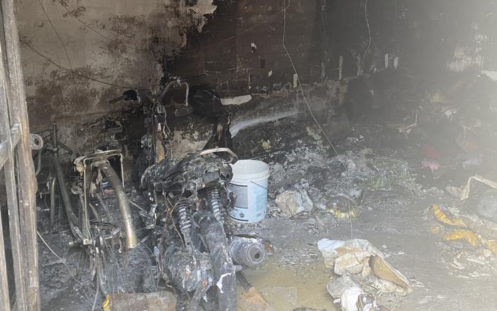 Nguyên nhân nghi phạm phóng hỏa đốt phòng trọ ở TP.HCM khiến 1 phụ ...