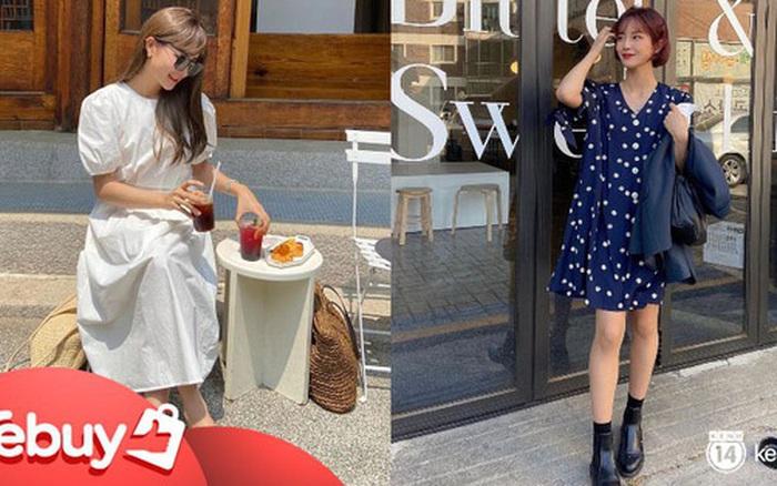 6 kiểu giày dép cứ mix với váy là ghi điểm, có một kiểu ...
