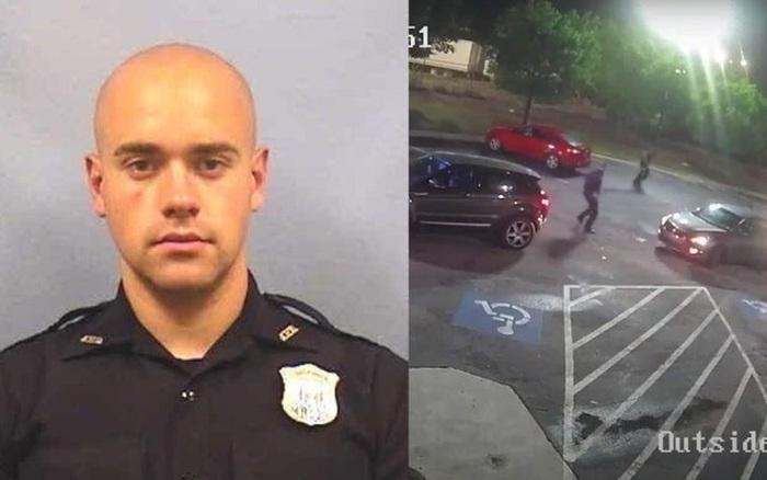 Cựu sĩ quan cảnh sát Atlanta bị buộc tội giết người nghiêm trọng