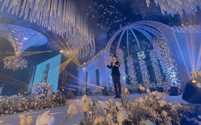"""Xôn xao """"siêu đám cưới"""" tại Ninh Hiệp: Dựng ..."""