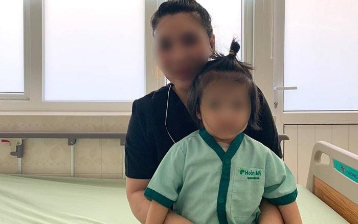 3 năm mổ tim 2 lần để dành lại sự sống từ tay tử thần cho bé gái 3 tuổi bị dị ...