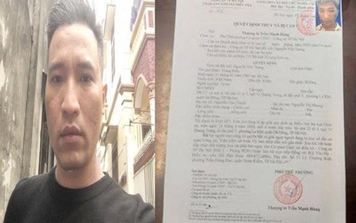 Hà Nội: Đã bắt được bị cáo chạy trốn khỏi tòa lúc đưa ra ...