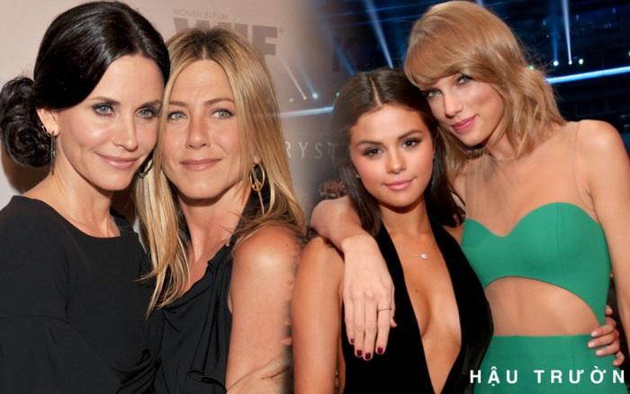 Khi mỹ nhân Hollywood hẹn hò người yêu cũ của bạn thân: Selena Gomez ...