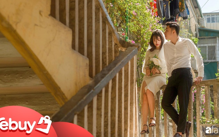 Chụp ảnh cưới tự túc: Ưu nhược điểm ra sao, công sức bỏ ra liệu có xứng ...