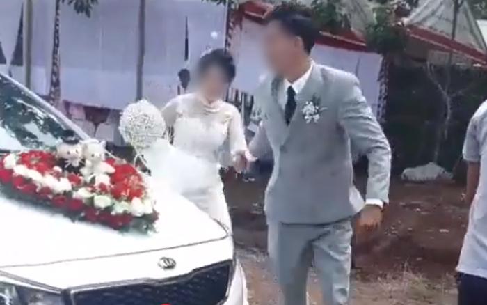 Mạng xã hội xôn xao câu chuyện cô dâu mang bầu, mẹ chồng bắt ...
