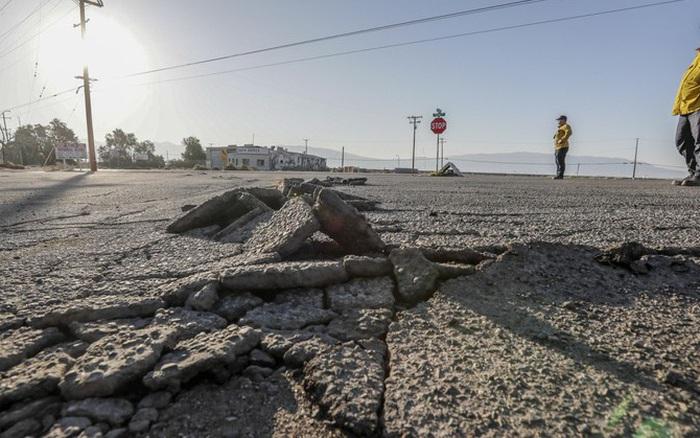Động đất 5,8 độ tại California (Mỹ)