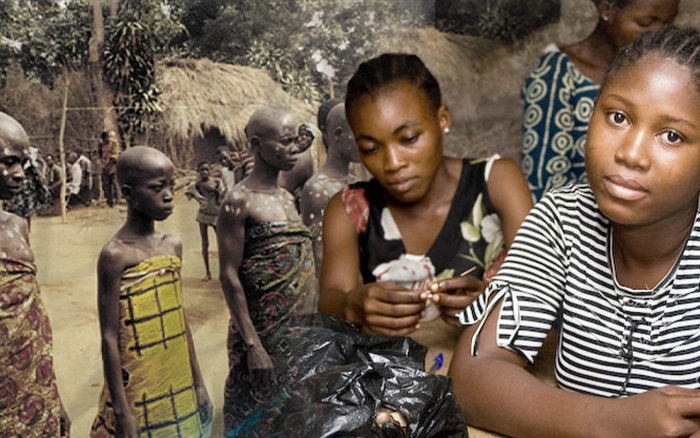 Trokosi: Thứ hủ tục ám ảnh phá nát đời của những bé gái bị ...