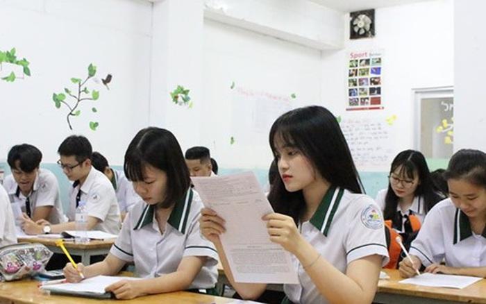 TP.HCM: 75.000 thí sinh dự thi tốt nghiệp THPT tại khoảng 120 điểm thi
