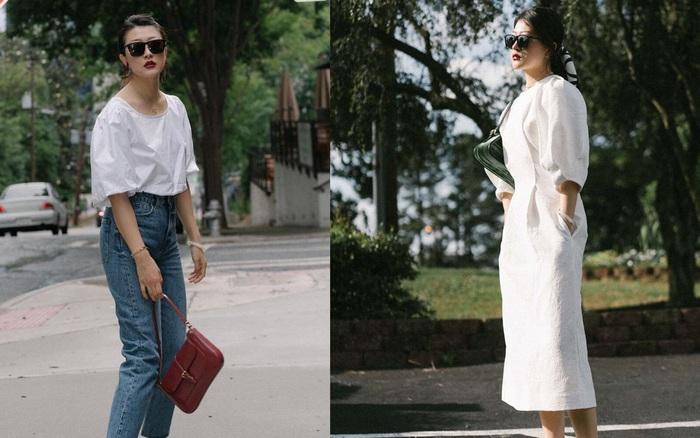 Nàng fashion blogger gợi ý 9 set màu trung tính cho chị em ...