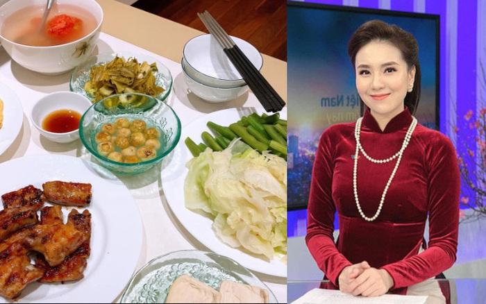 Lấy chồng đại gia có tiếng Hà Thành, nhưng bữa cơm gia đình BTV Mai ...