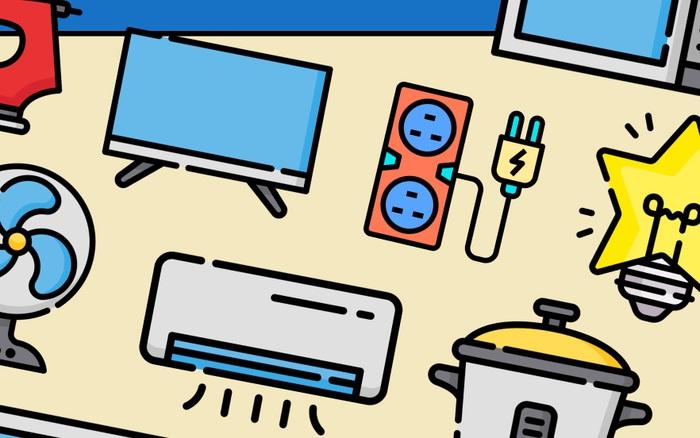Cách giảm hóa đơn tiền điện, tiết kiệm điện cho gia đình trong mùa ...