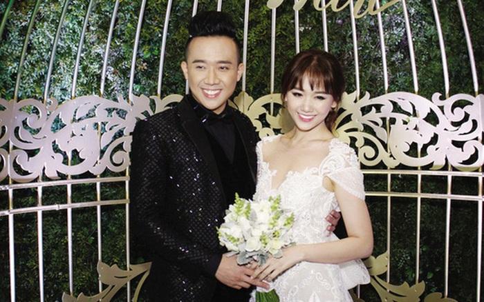 Hari Won bất ngờ tiết lộ việc mới chỉ đăng ký kết hôn cùng Trấn Thành ...