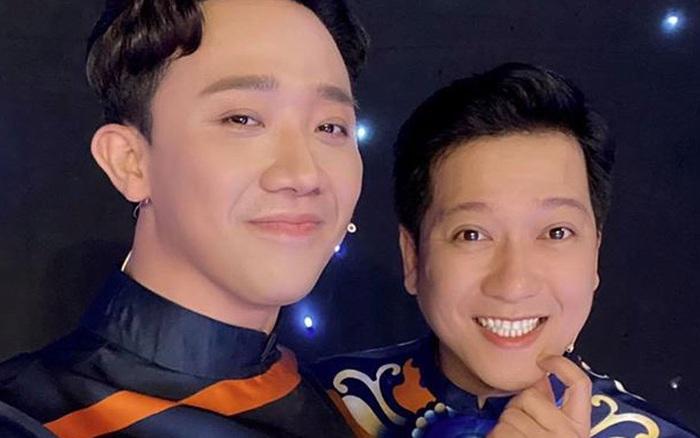 Hiếm hoi lắm Trấn Thành mới đăng ảnh cùng Trường Giang, dân mạng đồng loạt ...