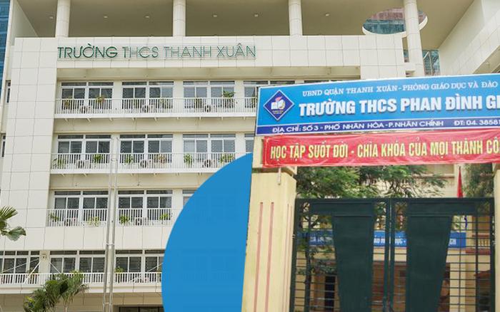 """2 trường THCS """"hot"""" ở quận Thanh Xuân: Phong phú từ chương ..."""