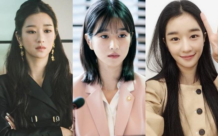 """Từ nhan sắc """"nhàn nhạt"""", Seo Ye Ji đã không thăng ..."""